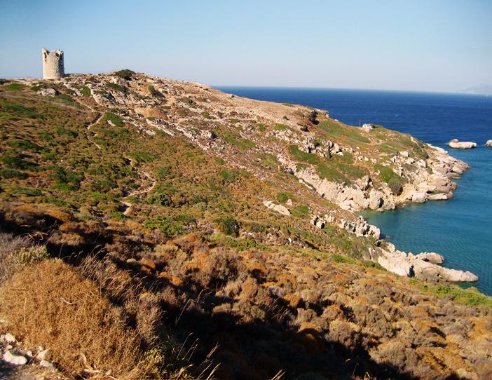 Tower of Thyme Ikaria