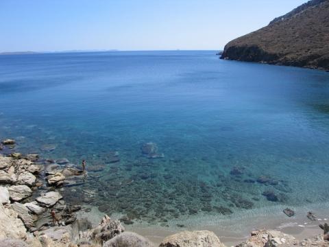Ikaria in June