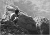In my blog 'stony softness ikaria' from 'Why can't we do it in Ikaria?' : a post pointing out and suggesting that the wild rocky landscapes of Ikaria and the relaxed atmosphere of the island are ideal for 'nude in the landscape' type of artistic photography