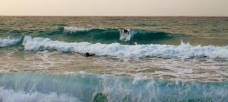 bodysurf Ikaria August 94