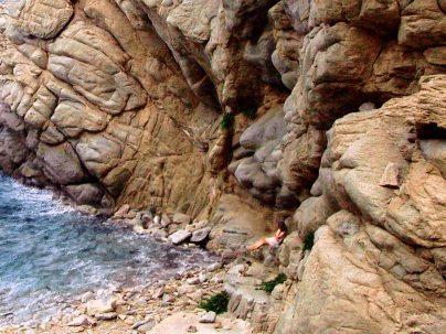 Ikaria hidden place