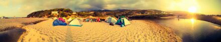 Messakti beach free camp
