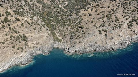 Great place to be naked and free in Ikaria