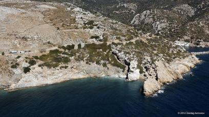 Agios Kirikos, Prioni