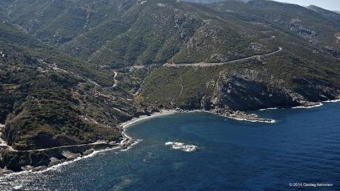 Livada beach Ikaria