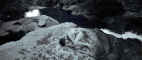 Ravine Moonlight Ikaria in Eleni's blog