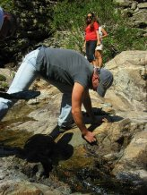 Volunteers trails Ikaria 09