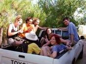 Volunteers trails Ikaria 13