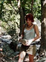 Volunteers trails Ikaria 15, from Nana's article: 'Εθελοντική εργασία στην Ικαρία'