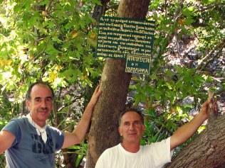 Volunteers trails Ikaria 18