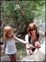 Volunteers trails Ikaria 20, from Nana's article: 'Εθελοντική εργασία στην Ικαρία'