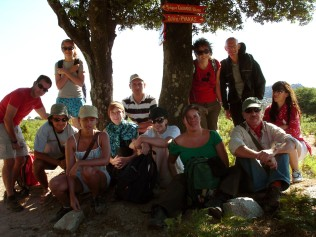 Volunteers trails Ikaria 23