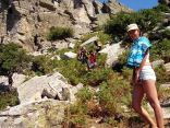 Volunteers trails Ikaria 25