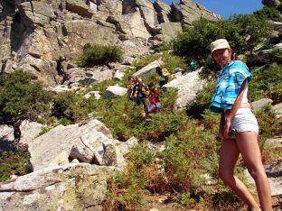 Volunteers trails Ikaria 25