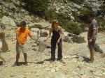 Volunteers trails Ikaria 26