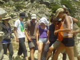 Volunteers trails Ikaria 29