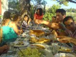 Volunteers trails Ikaria 33