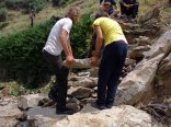 Volunteers trails Ikaria 35