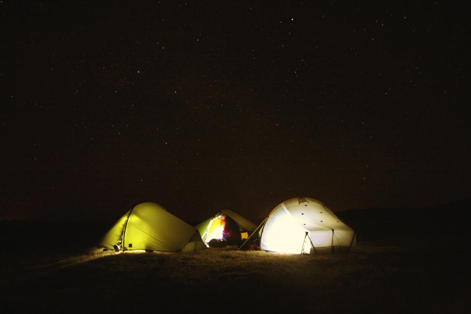 Wild camp Easter Erifi Ikaria 3