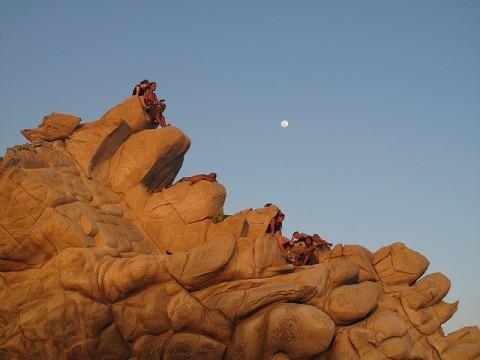 Rocks on Ikaria south coast
