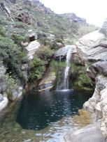 Swimming hole in Avlakas Ikaria