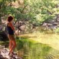 The lake we built in Ikaria