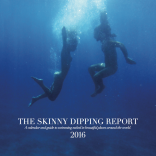 """Dive with me"" by Peggy Zouti on The Skinny Dipping Calendar 2016"