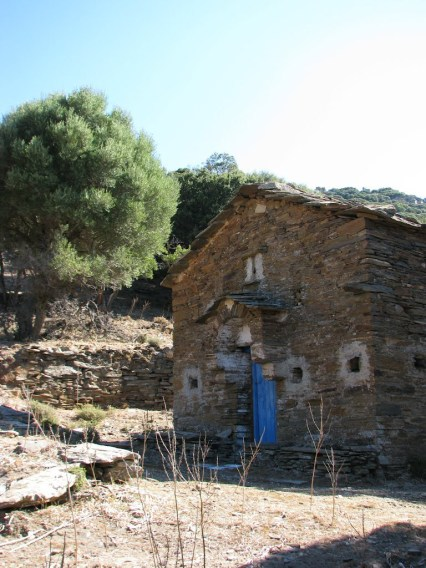 Chapel over Platamonas in Plagia