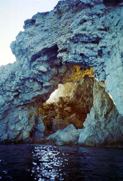 South Rocks Ikaria