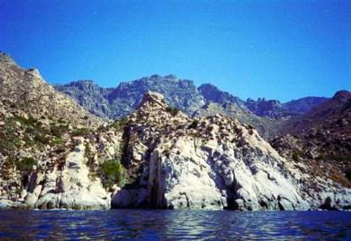 Kalou Rocks Ikaria
