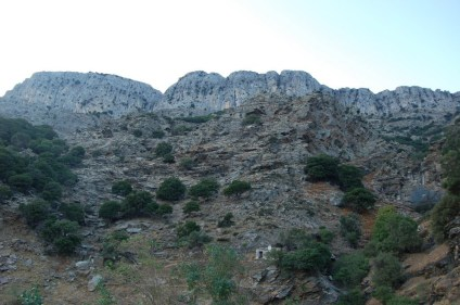 Pounta under Plagia in Ikaria