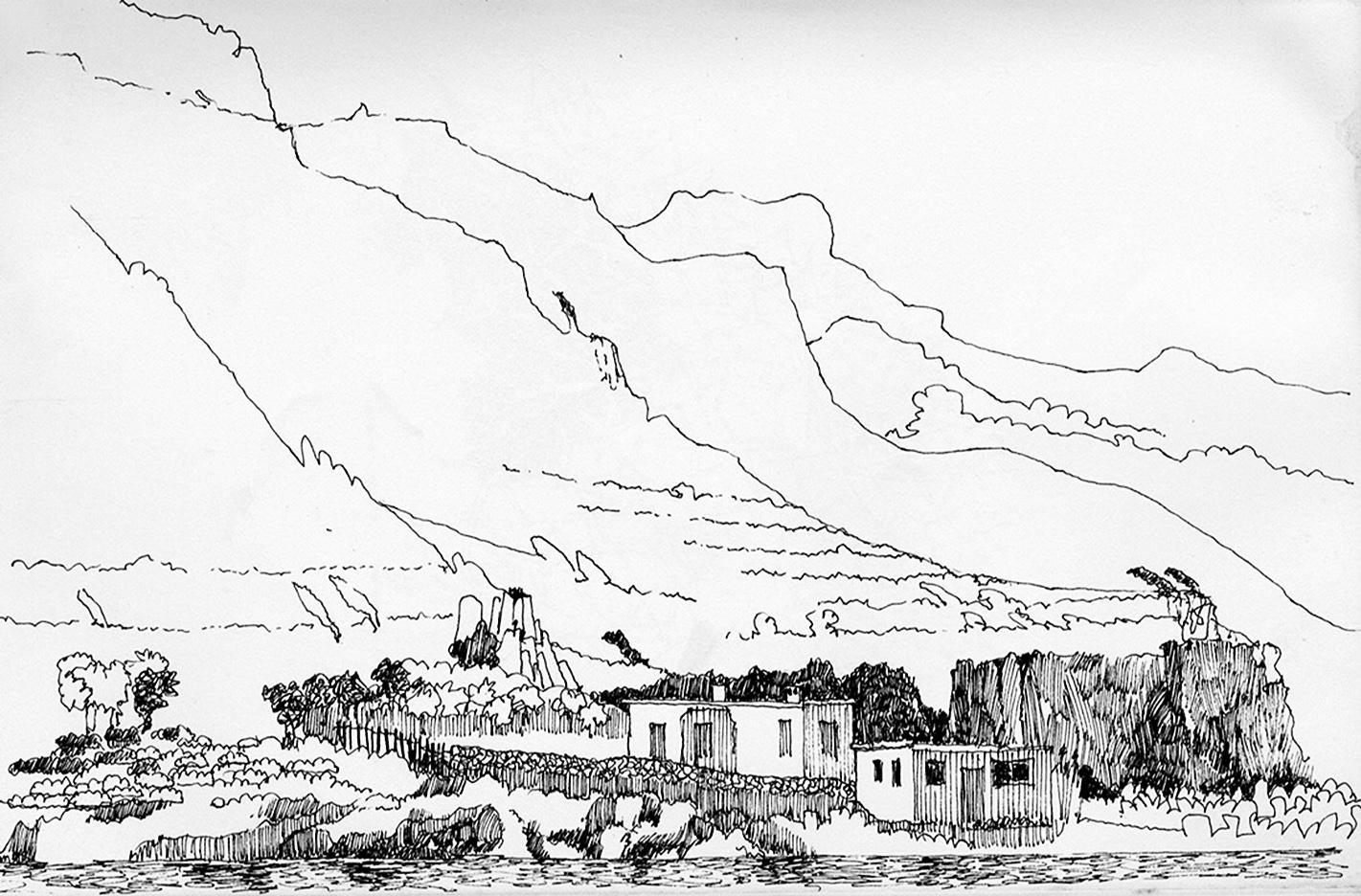 Jeff Soan's Ikaria 1974 – Ayia Kiriaki