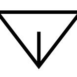 Pubic triangle - Prehistoric symbol